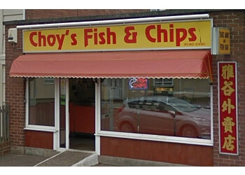CHOY'S FISH & CHIPS