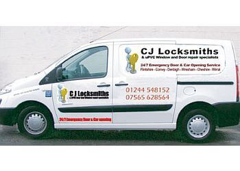 CJ Locksmiths