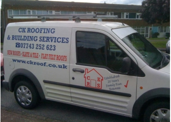 CK Roofing and Building Services