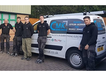 CMK Electrical Services Ltd.