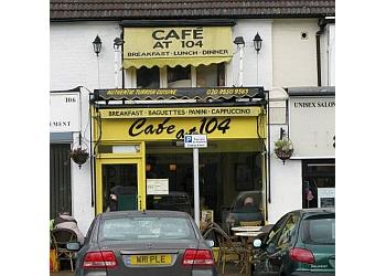 Cafe at 104