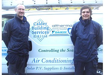 Calder Building Services Ltd.