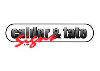 Calder & Tate Signs