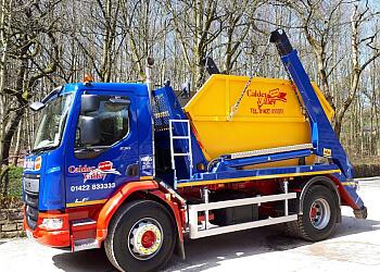 Calder Valley Skip Hire Limited.