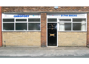 Cambridge Road Chiropody