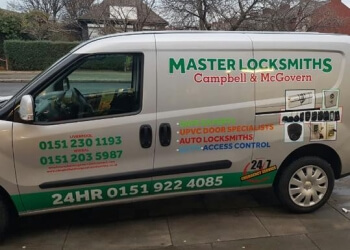 Campbell & McGovern Locksmiths