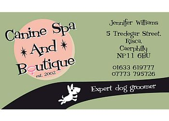 Canine Spa and Boutique