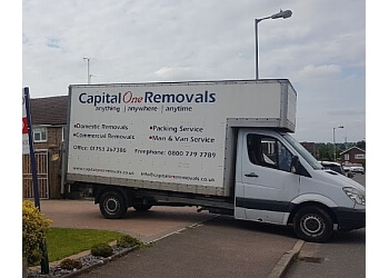Capital One Removal