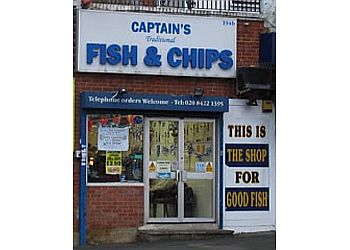 Captains Traditional Fish & Chips