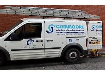 Carl Moore window cleaning services