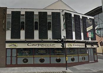 Carpaccio Restaurant bar