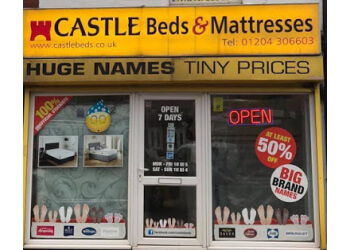 Castle Beds and Mattresses