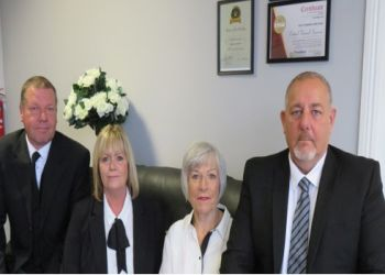 Central Funeral Services - Kevin Mitchell & Gordon Brotherston