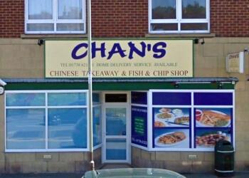 Chan's Chinese Takeaway