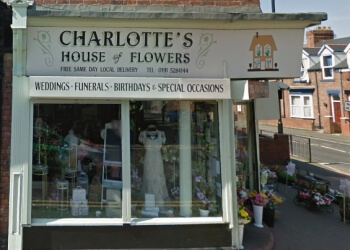 Charlotte's house of flowers