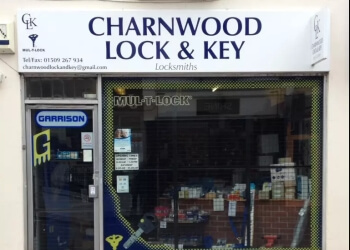 Charnwood Lock and Key