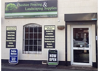 Cheshire Fencing & Landscaping Supplies