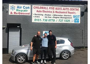 Childwall Fiveways Auto Centre