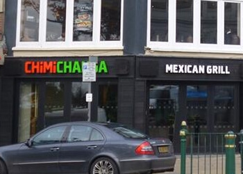 Chimichanga Tex+Mex