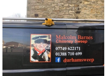 Chimney Sweep Malcolm Barnes