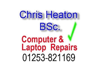 Chris Heaton BSc. Computer Repairs