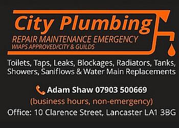 City Plumbing Repair, Maintenance & Emergency