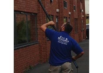 CITY & SUBURBAN WINDOW CLEANING