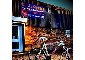 Cj Cycles