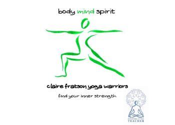 Claire Fratson Yoga Warriors