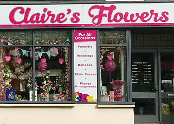 Claires Flowers for All Occasions