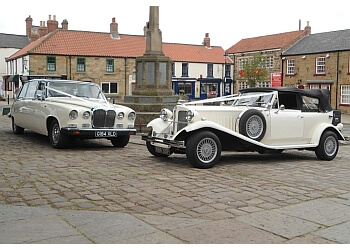 Classic Wedding Cars and Limousine