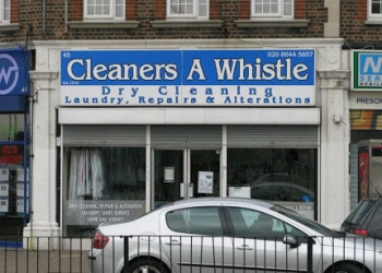 Cleaners A Whistle