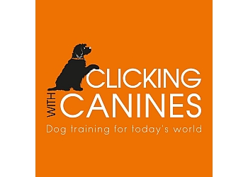 Clicking with Canines