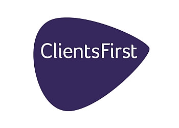 Image result for clients first logo macclesfield