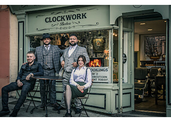 Clockwork Barbers