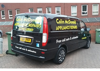 Colin McDonald Appliance Repairs