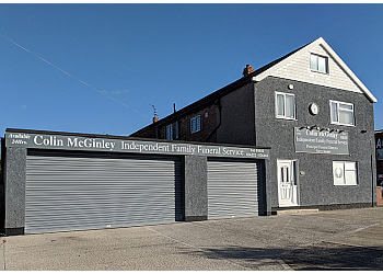 Colin McGinley Funeral Service