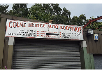Colne Bridge Autobody Shop