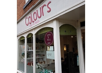 Colours Hair and Nails Ltd.