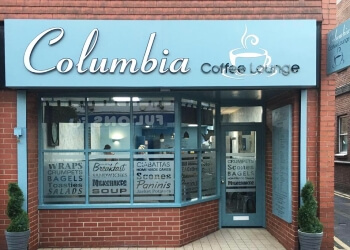 Columbia Coffee Lounge
