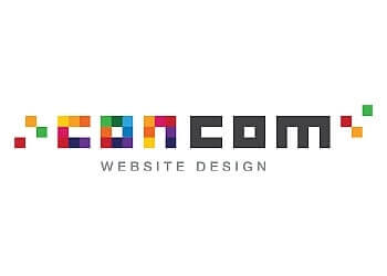 ConCom Website Design