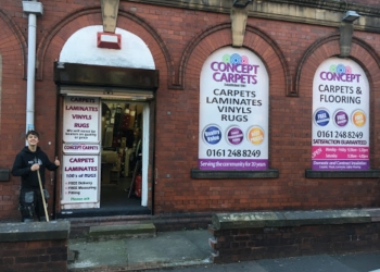 Concept Carpets and Floorings Ltd.