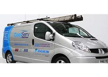 Coolserv air conditioning