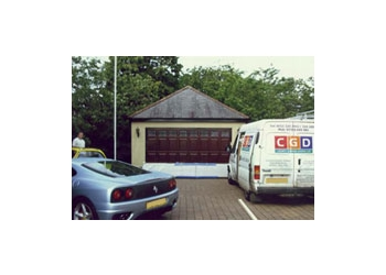 County Garage Doors Ltd.  sc 1 st  Three Best Rated : doors wirral - pezcame.com