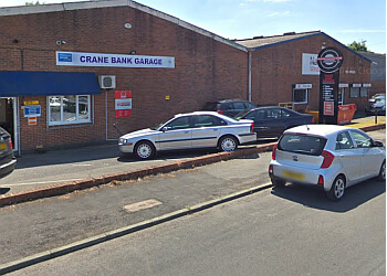 Crane Bank Garages Ltd.