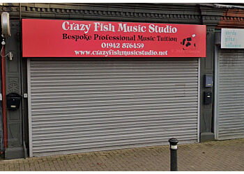 Crazy Fish Music Studio