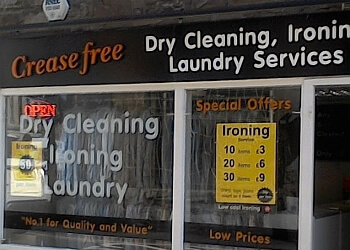 Crease Free Ironing, Laundry & Dry Cleaning