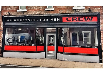 Crew Hairdressing for Men