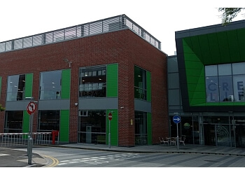Crewe Library