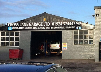 Cross Lane Garage